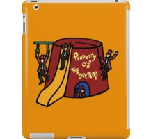 Property of The Doctor iPad Case/Skin