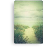 Finding Calm Canvas Print