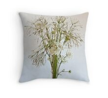 Ikebana-136 Throw Pillow