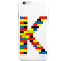 K iPhone Case/Skin