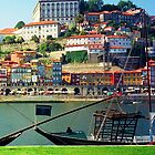Porto by Paul Moloney