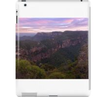 Road that leads to Destruction iPad Case/Skin