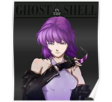 Ghost in The Shell anime shirt Poster