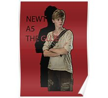 Newt The Glue  Poster