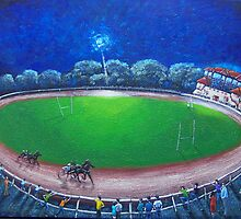 showground by peter tebb