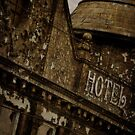 Perseverance Hotel by Trish Woodford