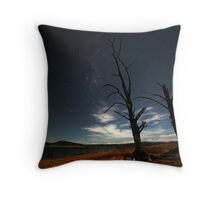 Dance to the End of Time Throw Pillow