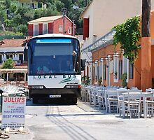 Local bus on Paxos by David Fowler