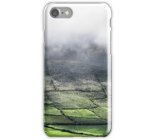 Over Dunquin Fields iPhone Case/Skin