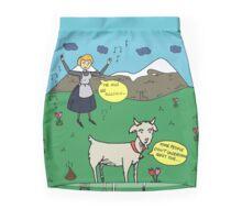 Too Much Sound Mini Skirt