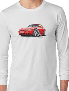 Nissan 200SX S14 Red T-Shirt