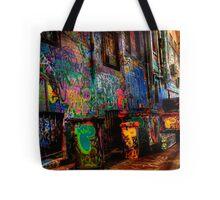 Laneway Moods 2. Tote Bag