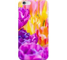 Tulips Enchanting 20 iPhone Case/Skin