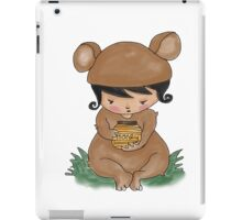 Honey Jar Bear iPad Case/Skin