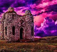 Castle Hill Fine Art Print by stockfineart