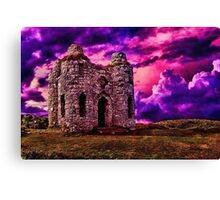 Castle Hill Fine Art Print Canvas Print