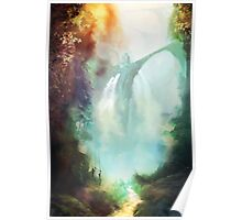 At the Emerald Vale Poster