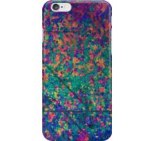 Grunge Painting Background iPhone Case/Skin