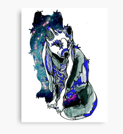 polarfox Canvas Print