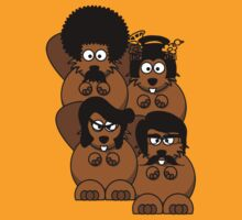 The many faces of... Undercover Beaver! by Rhana Griffin