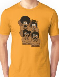 The many faces of... Undercover Beaver! T-Shirt