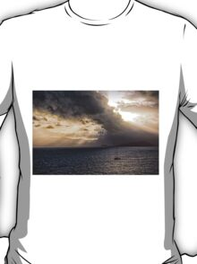 Sunset over Cape Tribulation T-Shirt
