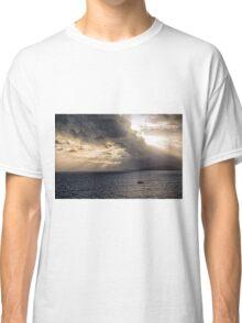 Sunset over Cape Tribulation Classic T-Shirt