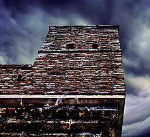 Tower Fortress Kalemegdan Belgrade by stockfineart