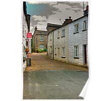 Village Street #2  - Dent Poster