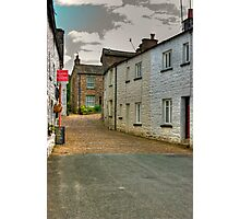 Village Street #2  - Dent Photographic Print