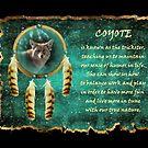 Coyote Wisdom (for 2010 Calender) by Jan Landers
