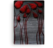 Seashell Blossoms Canvas Print