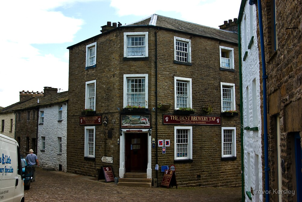The George and Dragon Inn - Dent by Trevor Kersley