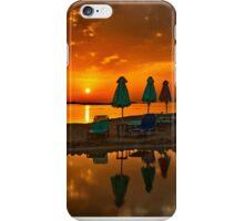 Sunset in paradise - Elafonissos, Crete iPhone Case/Skin