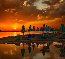 Sunset in paradise - Elafonissos, Crete by Hercules Milas