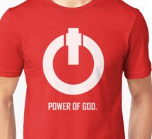 ACTS 8:10  POWER OF GOD Unisex T-Shirt