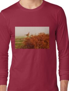 Camouflage Colours Long Sleeve T-Shirt