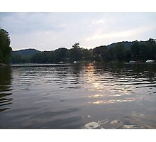 ALLEGHENY RIVER Photographic Print