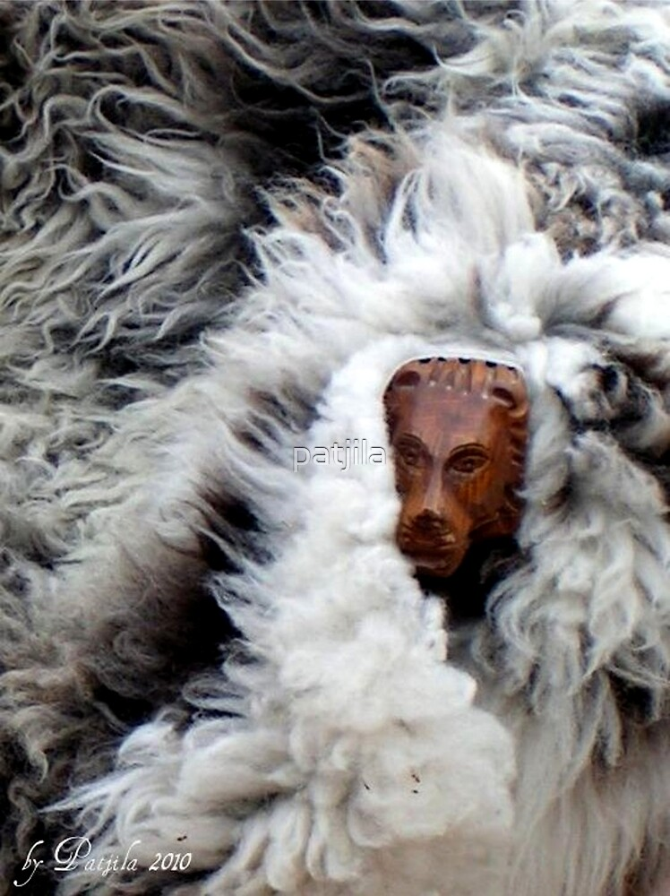 Lion in sheep's clothing by patjila