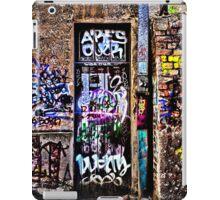 Urban Decay Europe Fine Art Print iPad Case/Skin