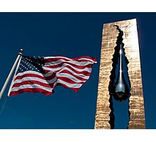 A Tribute to 9/11 Photographic Print