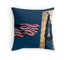 A Tribute to 9/11 Throw Pillow
