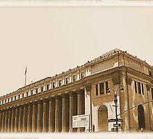 NY POST OFFICE BACK IN THE DAYS by BOLLA67
