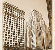 THE NEW YORKER HOTEL BACK IN THE DAYS by BOLLA67