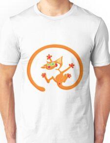 Cat Happiness Unisex T-Shirt