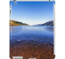 The Shores of Loch Ness iPad Case/Skin