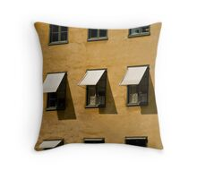 Facade Throw Pillow