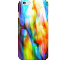 Food Coloring Abstract II iPhone Case/Skin