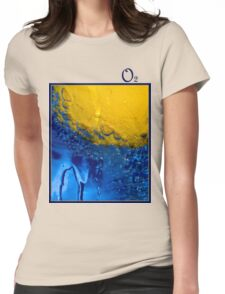 O2 T-Shirt Womens Fitted T-Shirt