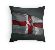 This is ...... Norn Iron ! Throw Pillow